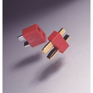 100 Pairs - W.S. DEANS T Plug RC Connector - Female + Male