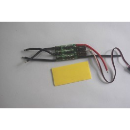 Mystery 30A PowerBoats Speed Controller ESC reverse Ship Forward Backwa​rd WaterCool