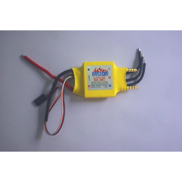 Mystery Sea King 50A PowerBoats Speed Controller ESC ...