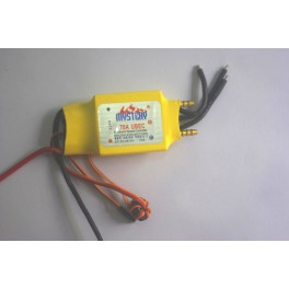 Mystery Sea King 70A PowerBoats Speed Controller ESC reverse Ship Forward Backwa​rd WaterCool
