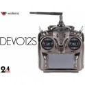 Walkera DEVO 12s 12-Ch 2.4Ghz Telemetry Function Radio System with RX1202 Receiver