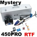 Mystery 450 PRO RTF 3D 2.4G 6CH RC Helicopter Clone Align Trex 450 PRO RTF