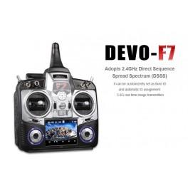Walkera DEVO 7F FPV 3.5 LCD Real Time Display Transmitter