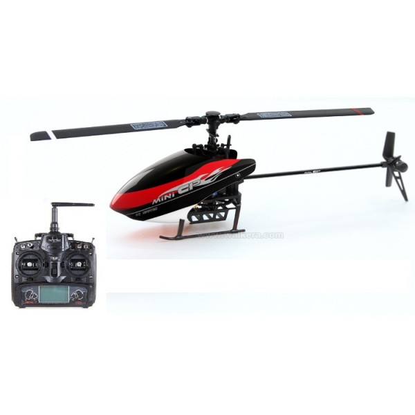 WALKERA Mini CP 6CH Flybarless 6-Axis-Gyro Telemetry