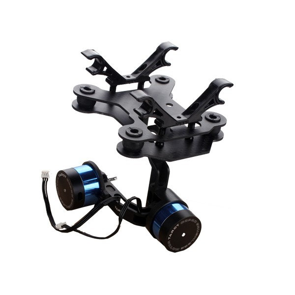 Tarot t 2d tl68a00 gimbal with gyro camera mount rc fpv ptz for gopro 3 dji baserc toys hobby