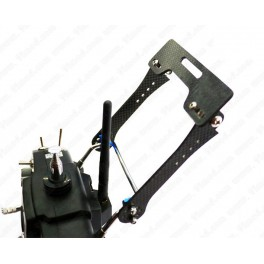 7-8 inch RC FPV Aerial Monitor Carbon Fiber Holder Stand Display Support Folding