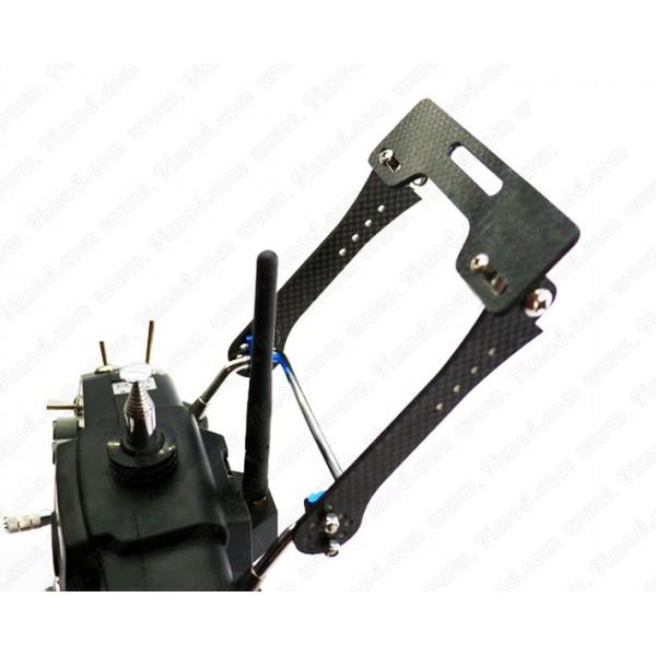 "7-8/"" FPV Aerial Monitor Carbon Fiber Folding Transmitter Holder Stand Display RC"