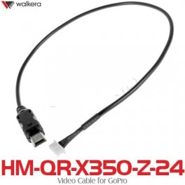 Walkera QR X350- Z-24 Video Cable For GoPro Use FPV Free Shipping w/ Tracking