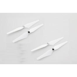 DJI Phantom & 2 Vision USE Self-Tightening Propeller 2 Pair Free Shipping BASERC